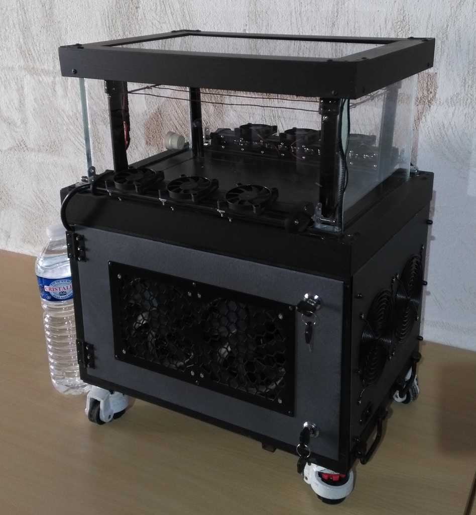 cloud chamber compressor